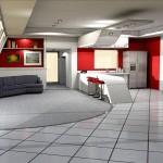 Výhodou interiérového dizajnéra, respektíve architekta je, že dokáže upozorniť a usmerniť klienta pri jeho rozhodovaní.